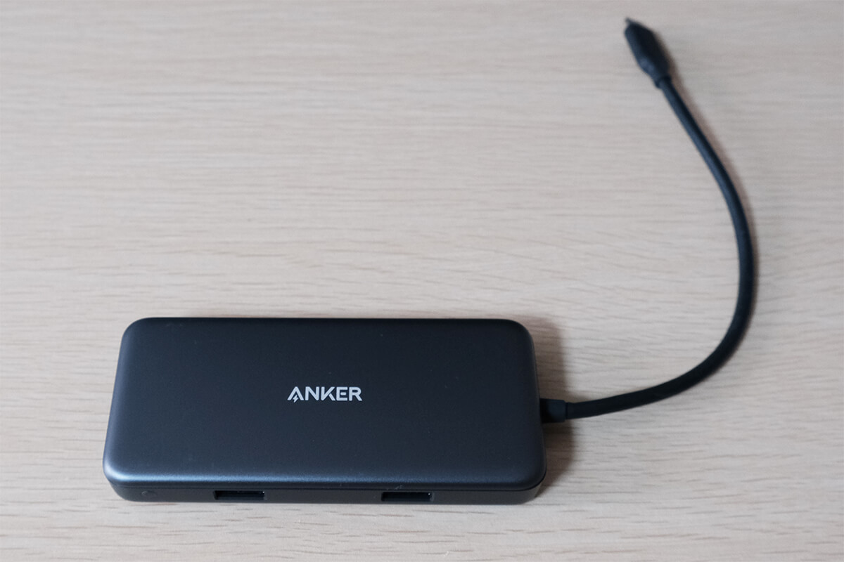 Anker PowerExpand+ 7-in-1 USB-C PD イーサネットハブ