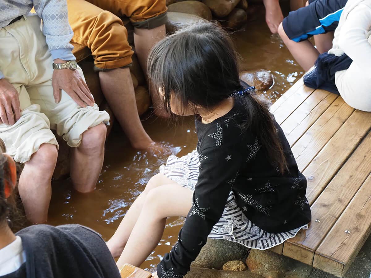 有馬温泉 足湯