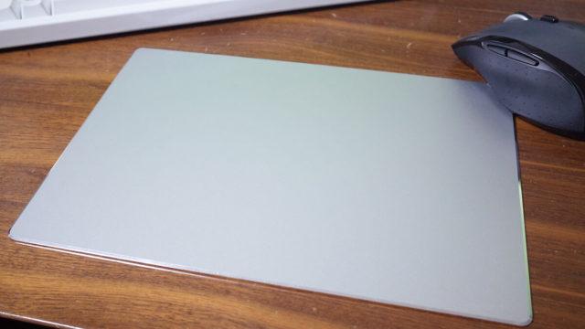 アルミニウム製 マウスパッド