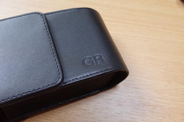 GC-5 GRのロゴ
