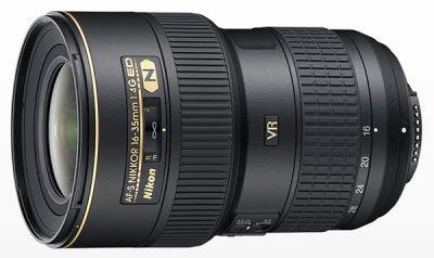 NIKKOR 16-35mm F4 ED VR